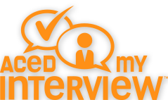 aced my interview logo