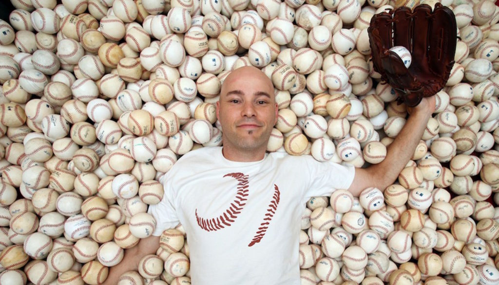 Zack Hample can teach you a thing or two about your job search