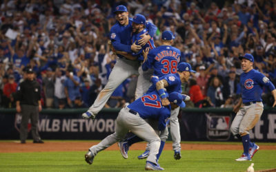What You Can Learn from the Chicago Cubs World Series Win