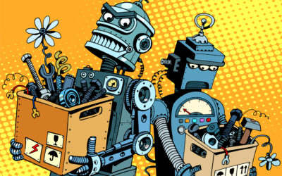 Robot Uprising: 5 Jobs Being Replaced by Technology