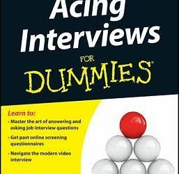 Acing Video Interviews for Dummies